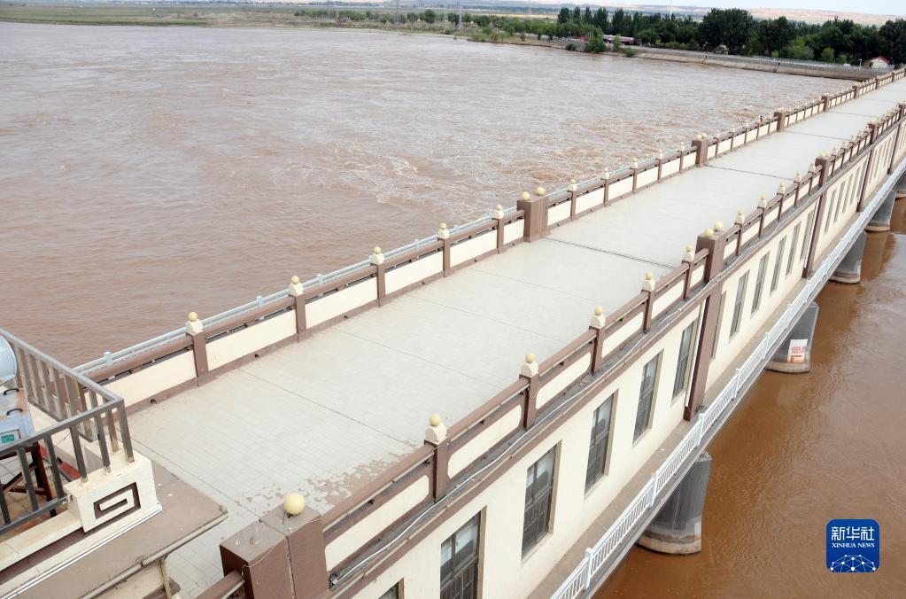 内蒙古实施系列措施改善黄河流域生态环境